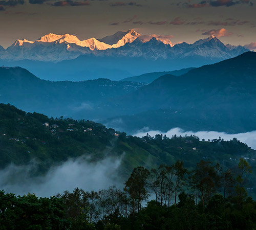 Darjeeling (West Bengal)  Tour